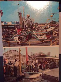 Palisades Amusement Park, Palisades Park, Cliffside Park, Fort Lee, Bergen County, Carnival Rides, Fun Fair, Most Visited, Abandoned Places