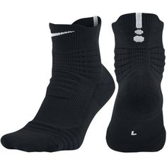 Nike Elite Versatility Quarter Socks - Men's