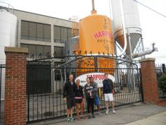 """Running on Healthy - """"A Run, Tour, And A Beer"""" with City Running Tours Boston"""