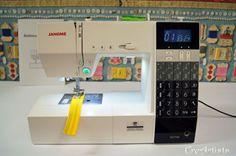Janome-Naehmaschine-DC-7100-Design-Computer