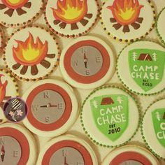 Campfire sugar cookies
