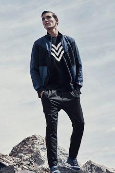 adidas Originals x White Mountaineering FW16.