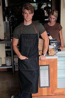 Memphis Adjustable Chefs Apron [AB036]
