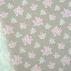 Tilda Jane Warm Grey - Billow Fabrics  - 1