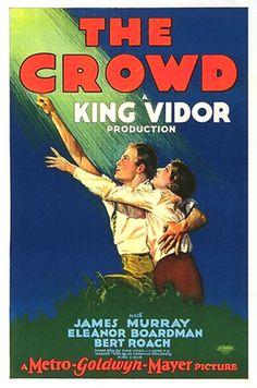 The Crowd - USA (1928) Directors: King Vidor, John V. A. Weaver