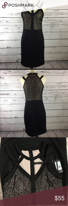 NWT Sexy Guess dress🔥 This dress is just amazing!! With Valentine's Day around the corner this would be a great outfit to impress😍 Guess Dresses