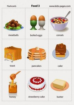 Dairy Products Flashcards 16 Ideas For 2019 English Games, Kids English, English Activities, English Tips, English Class, English Words, English Lessons, English Grammar, Teaching English