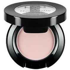 NYX Naked Matte or Single Pan Eyeshadow - Matte: Leather and Lace    #Help4theHolidays and @LondonDrugs