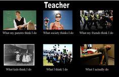 Funny Teacher Graphic