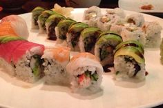 Who has the best sushi in downtown Chattanooga? #cha