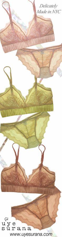 d0304b5dadfc3 Lingerie delicately handmade by Uye Surana