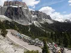 How good is this photo!  Check out our full gallery from stage 14 of the Giro d'Italia at teams.ky/Giro14Gallery