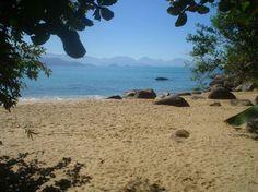 Praia do Cedro Ubatuba sp brasil