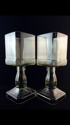 Jack Daniels Bottle Drinking Glasses  Set of Two por Rehabulous, $49.99