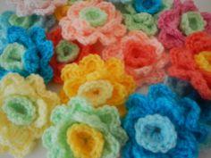 Apple Blossom Dreams: WEEK 2 - Granny Rose CAL: The Rose