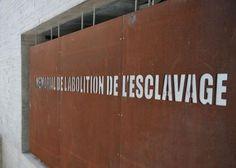 Mémorial de l'abolition de l'esclavage   Nantes Tourisme