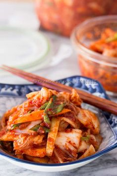 Kimchi is a well-known Korean side dish. I always wonder why Korean people are so fond of this dish and consume it almost everyday.
