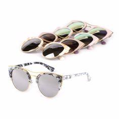 Fashion Sonnenbrille Damen Vintage ELLEEZ HEY16106 / Fashion Women Sunglasses