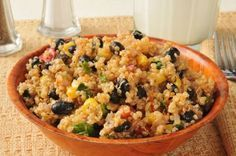 This+Southwestern+Black+Bean+Quinoa+Salad+Is+So+Delicious+You'll+Forget+It's+Actually+Good+For+You!+|+12+Tomatoes