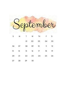 This is a 2020 september calendar you can set as your wallpaper to your phone. This is a 2020 september calendar you can set as your wallpaper to your phone. Free Calender, Monthly Calender, Blank Calendar Pages, Free Calendar Template, Cute Calendar, Printable Calendars, Free Printable, September Calander, September Calendar Printable