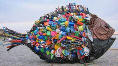 Plastfisk - Credit: Erik Forsberg / Creative Commons BY-NC