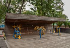 Praça Victor Civita - Fotografia de Arquitetura do curso Técnico em Processos Fotográficos do Senac Lapa Scipião - Luiz Henrique Fotografia