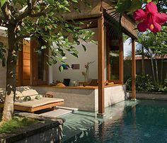 Private Pool Villas Bali Indonesia