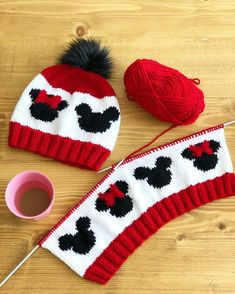 Mickey Strickmütze Mickey Strickmütze, Liebe stricken, How Do You Make A Crochet Ladies ' Hat? You can watch in detail the construction of a fedora… Knitted Hats Kids, Baby Hats Knitting, Baby Knitting Patterns, Knitting Designs, Free Knitting, Crochet Patterns, Knitting Scarves, Knit Hats, Baby Patterns