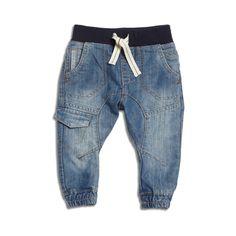 Denim, Long, , : , Lab Industries,... Prince Charming, Lab, Denim, Pants, Fashion, Moda, Trousers, Women Pants, Women's Pants