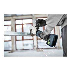 FT575348, Festool AGC 18-125 Li 5,2 EBI-Plus Cordless angle grinder | Quality Tools & Accessories Festool Tools, Angle Grinder, Angles, Accessories, Jewelry Accessories