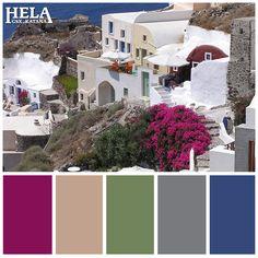 Mediterranean palette