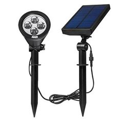 solar image light weatherproof flag itm loading lights auto s is night flagpole charge lighting pole