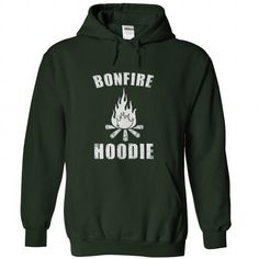 Bonfire Hoodie T Shirts, Hoodie. Shopping Online Now ==► https://www.sunfrog.com/Outdoor/Bonfire-Hoodie-Forest-54921433-Hoodie.html?41382