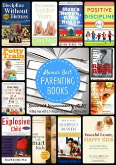 Mama's Best Parenting Books Review of 12 must read parenting books