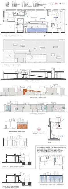 Planar house di Steven Holl