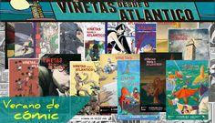 Cómics, cómics everywhere. Un verano repleto de viñetas y bocadillos de texto, personajes diversos, eventos y muchas historias, aquí, en Scriptorum. http://scriptorum.es/blog/verano-de-comic-1/