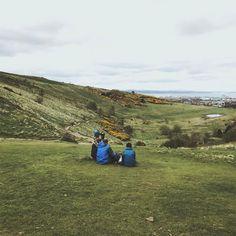 Climb Arthur's Seat #edinburgh #traveltips #travelblogger #scotland