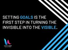 People with clear, written goals, accomplish far more in a shorter period of time than people without them could ever imagine. So what are your goals for Let's discuss your vision of success and bring them into reality. What Is Your Goal, Website Design Services, Corporate Branding, Digital Marketing Services, Setting Goals, App Development, First Step, Period, Motivational Quotes