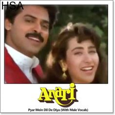 http://hindisingalong.com/pyar-mein-dil-de-diya-with-male-vocals-anari.html Pyar Mein Dil De Diya (With Male Vocals) - Anari