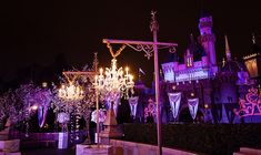 Secret Places You Can Get Married at Disney Parks   Whoa   Oh My Disney--- Sleeping Beauty Castle Forecourt