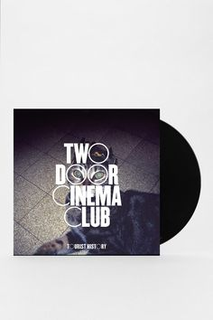Urban Outfitters - Two Door Cinema Club - Tourist History LP