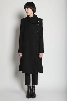 ANN DEMEULEMEESTER  Gustav Coat