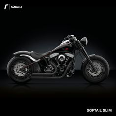 Rizoma Accessory Line for Harley-Davidson® Softail Slim