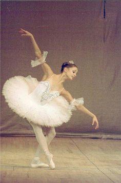 Young Maria Kochetkova ♥ Wonderful!  www.thewonderfulworldofdance.com