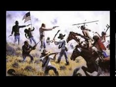 Battle of Little Bighorn: On this day in Native American forces led by Chiefs Crazy Horse and Sitting Bull defeat the U. Army troops of Lieutenant Colonel George Armstrong Custer in a bloody battle near southern Montana's Little Bighorn River.
