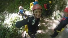 CANYONING - CASCATA DELLE MARMORE
