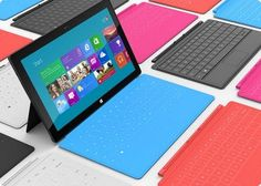 Surface Pro. Want this so bad! I was looking at one the other day at best buy!