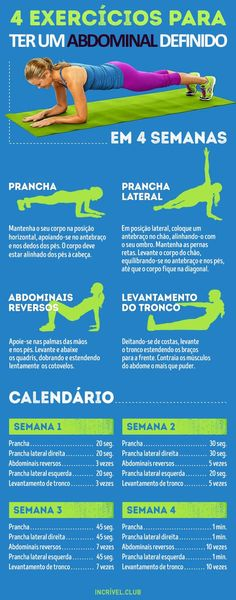 4 Ejercicios para tener un abdomen plano en tan solo 4 semanas Join the best fitness guides and strategies, lose weight fast and change your life for ever Yoga Fitness, Fitness Tips, Health Fitness, Fitness Exercises, Fitness Man, Belly Exercises, Workout Fitness, Fitness Fashion, Weight Loss Tips