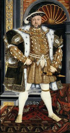 The Tudors, Luxembourg Museum, Paris, France