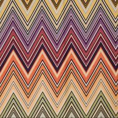 Missoni Fabric <3